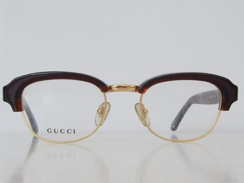 Authentic vintage Gucci eyeglasses
