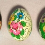 Vintage Easter Egg Decorations From Around the World
