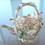 Antique Porcelain Tea Pots