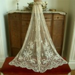 Vintage Wedding Hats and Veils for Brides