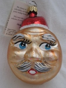 Vintage Radko Christmas Ornament