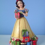 Vintage Christmas Ornaments: Disney