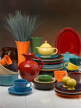 Current Fiestaware by Homer Laughlin Company