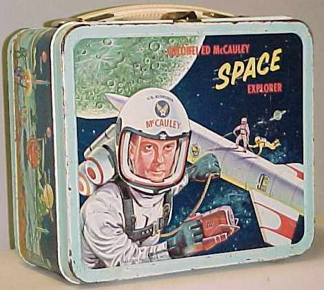 Vintage Lunch Box from 1970's