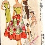 Vintage McCall's Sewing Pattern