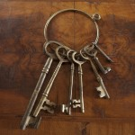 Antique Skeleton Key | Old Keys