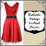 Buy an Authentic Vintage Cocktail Dress Online