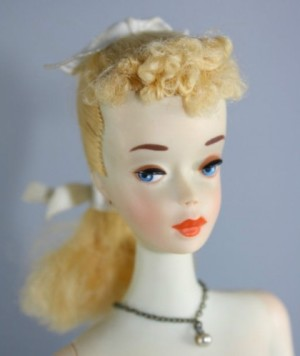 Vintage Ponytail Barbie