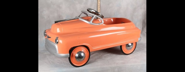Vintage Pedal Cars for Refurbishing