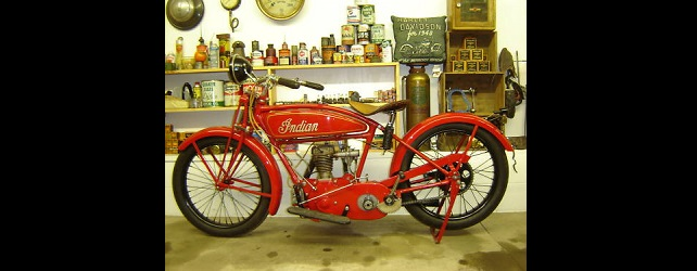 Vintage Indian Motorcycles: History and Maintenance