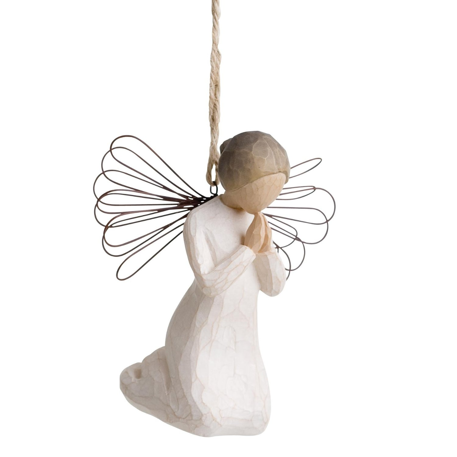 Vintage christmas ornament angel antique gallery