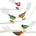 Vintage Christmas Ornaments: Bird