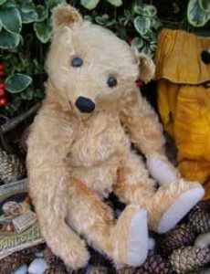Antique Steiff Teddy Bear 230x300 Antique Collectible Steiff Teddy Bears