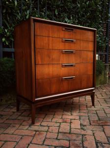 Danish Modern Dresser