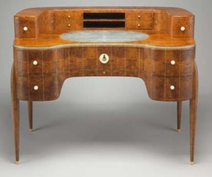 Art Deco David Weill Desk 1918