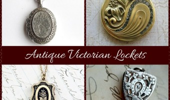 Buy an Antique Victorian Locket | 14K Gold Locket