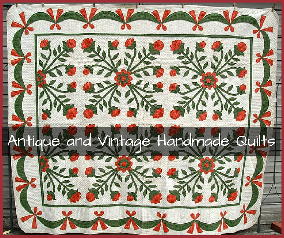 Antique and Vintage Handmade Quilts | Heirloom Quilts : antique patchwork quilts - Adamdwight.com