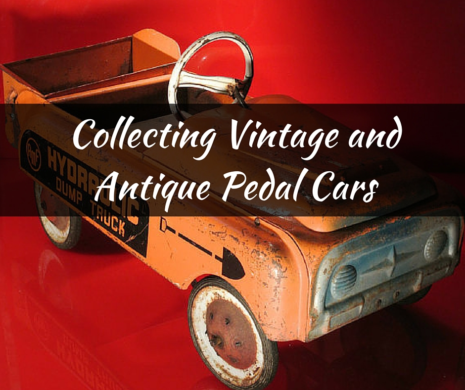 Collecting Vintage and Antique Pedal Cars