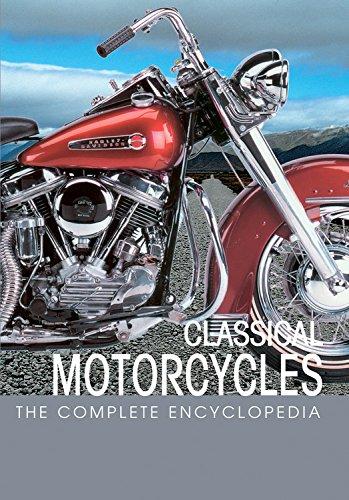 Top 15 Vintage Motorcycle Books