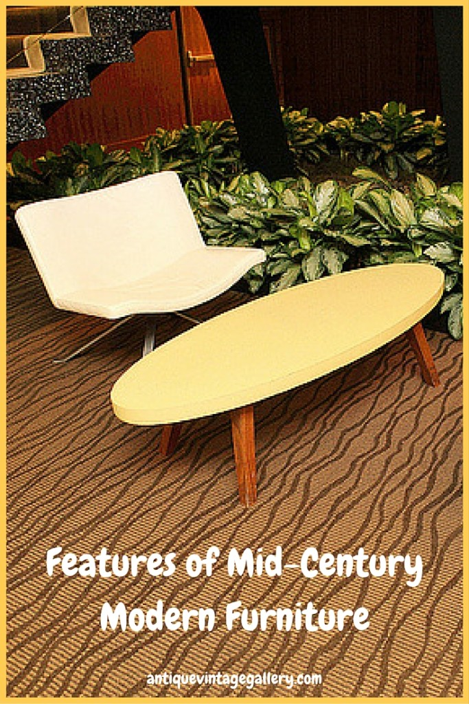 Features of Mid-Century Modern Furniture