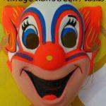 Vintage Halloween Masks