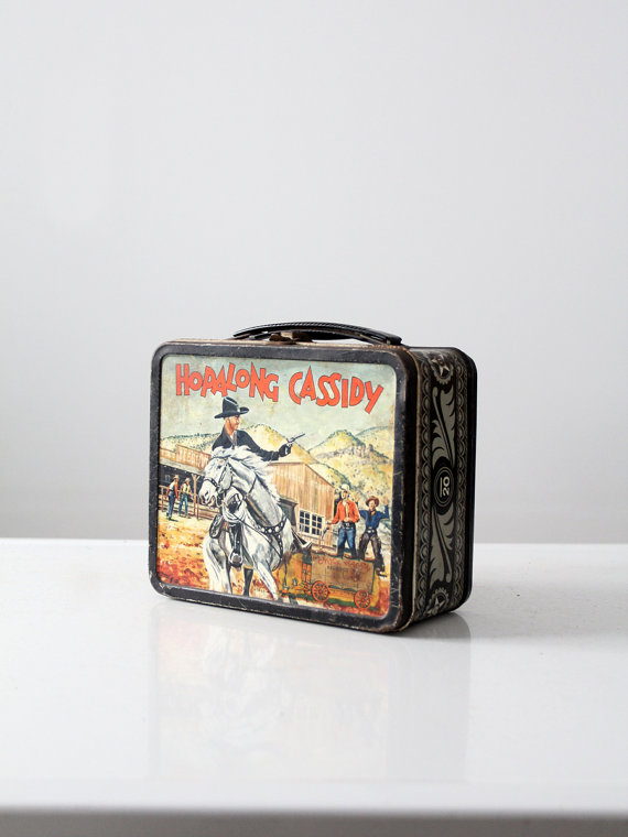 Buy a Collectible Vintage Lunch Box 1940s - 1960s