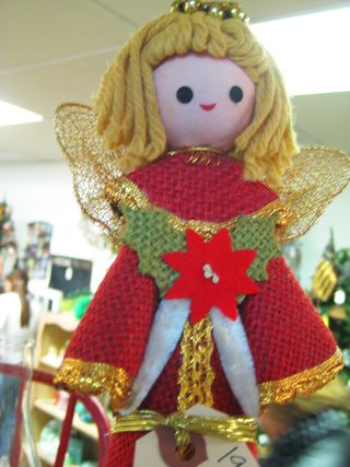 Vintage Christmas Tree Topper