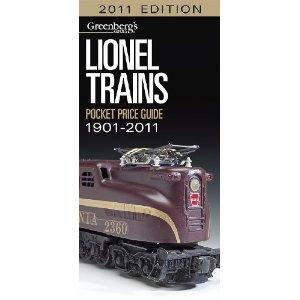 Lionel Train Price Guide