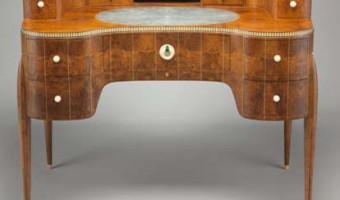 Art Deco David Weill Desk 1918