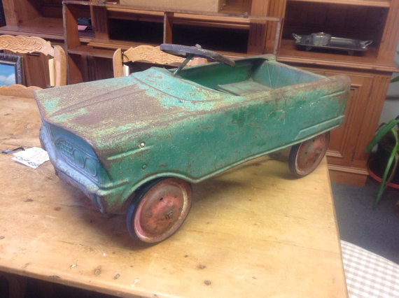Buy Vintage and Antique Pedal Cars Online | Buy Parts for Vintage and Antique Pedal Cars