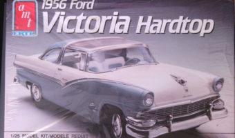 Vintage Model Car Kit