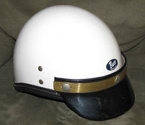 Vintage Buco Motorcycle Helmets